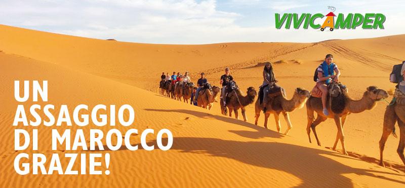 Marocco Experience – Marzo 2017