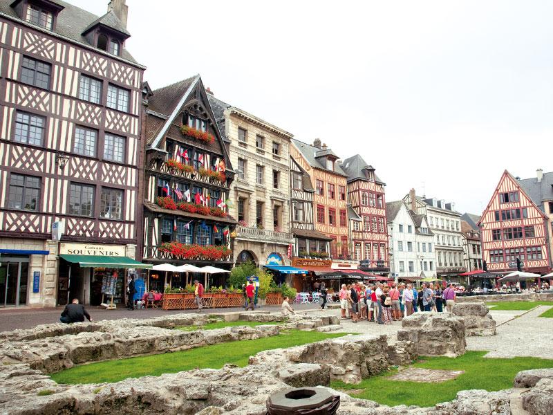 Reportage Viaggio in Normandia e Bretagna