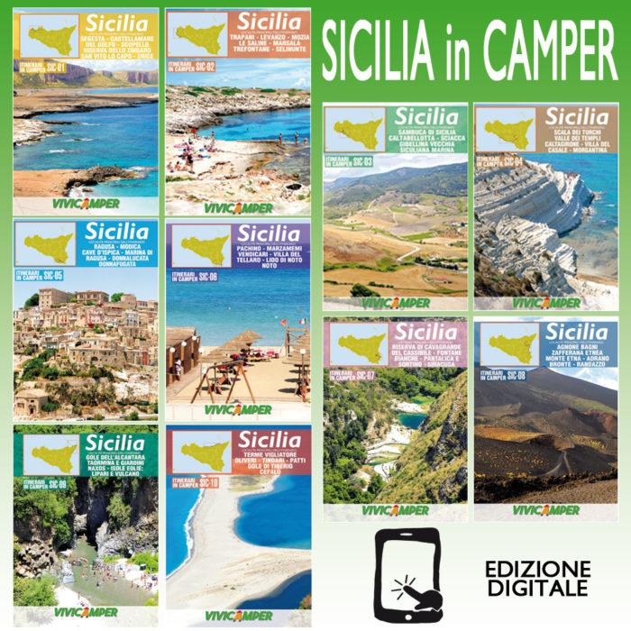 Sicilia in Camper – Edizione Digitale