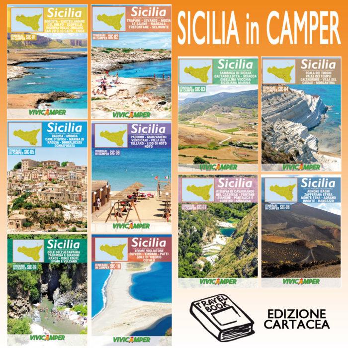 Sicilia in Camper – Edizione Cartacea