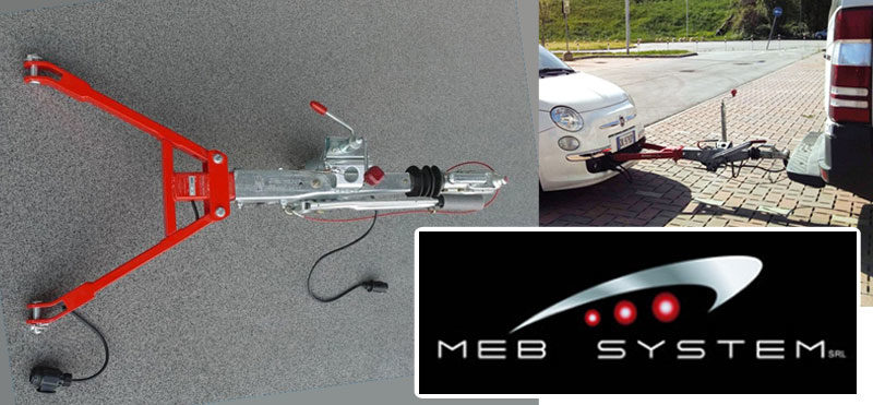 Gancio Traino Remora – Meb System