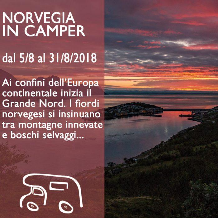 Norvegia in Camper – Agosto 2018