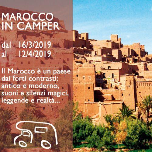 Marocco in Camper – Marzo 2019