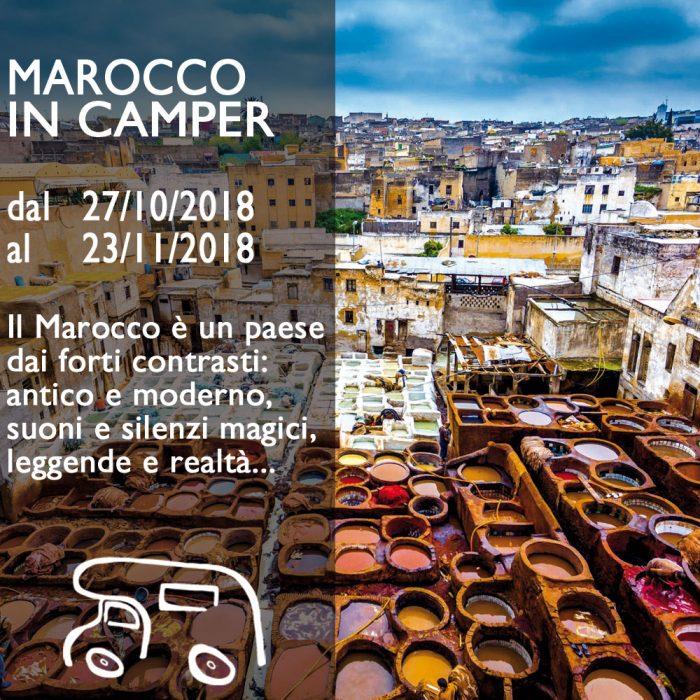 Marocco in Camper – Ottobre 2018