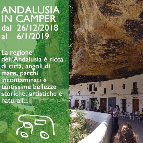 Andalusia in Camper – Capodanno 18/19