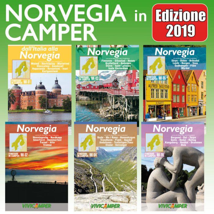 Norvegia in Camper – Edizione Digitale