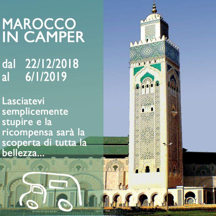 Marocco in Camper – Capodanno 18/19