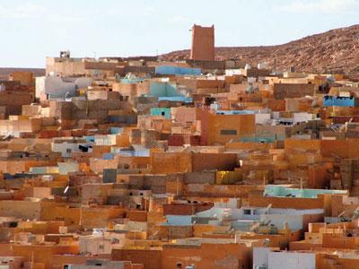 algeria in camper