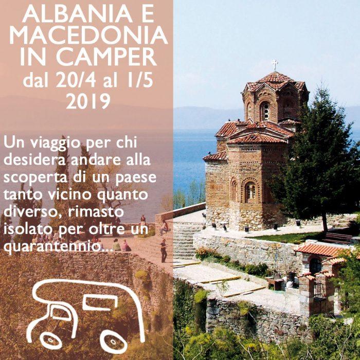 Albania in Camper – Aprile 2019