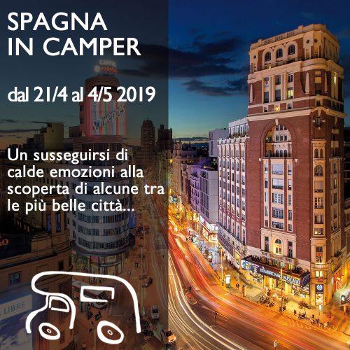 Spagna in Camper – Aprile 2019