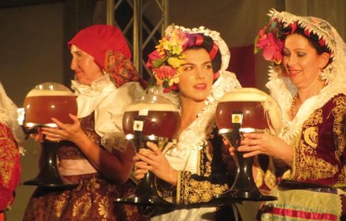 corfù beer fest madrine