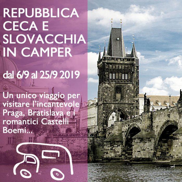 Repubblica Ceca e Slovacchia in Camper – Settembre 2019