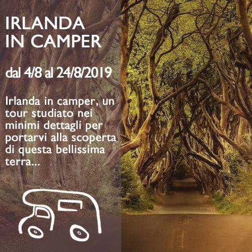 Irlanda in Camper – Agosto 2019