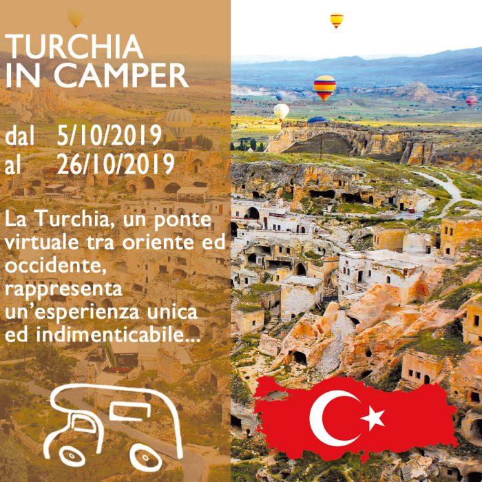 Turchia in Camper – Ottobre 2019