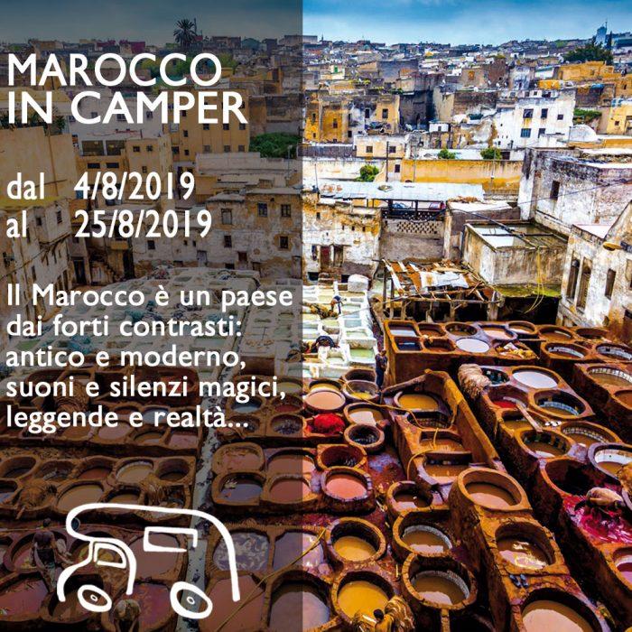 Marocco in Camper – Agosto 2019