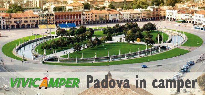 Padova in Camper