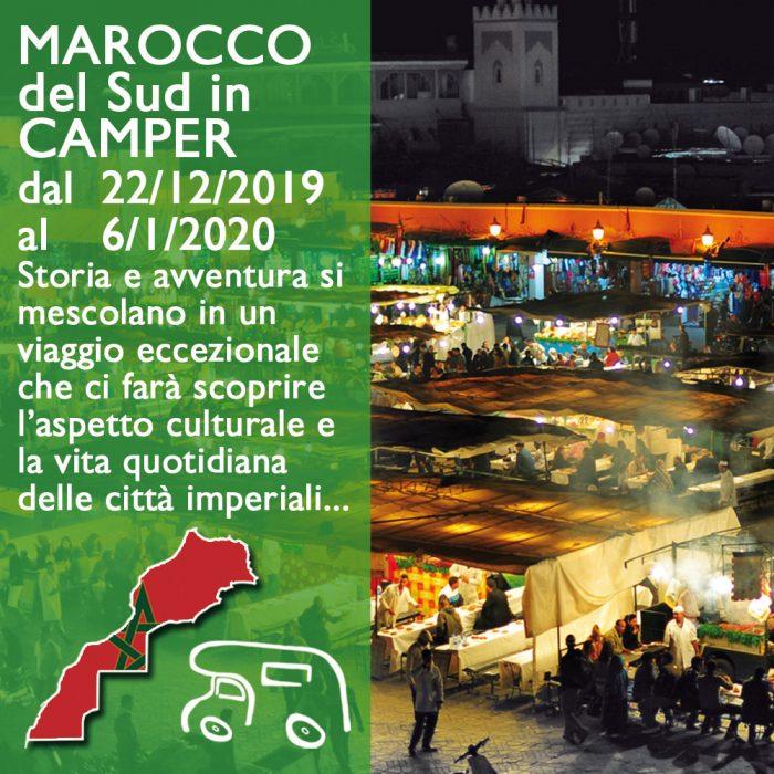 Marocco del Sud in Camper – Capodanno 19/20