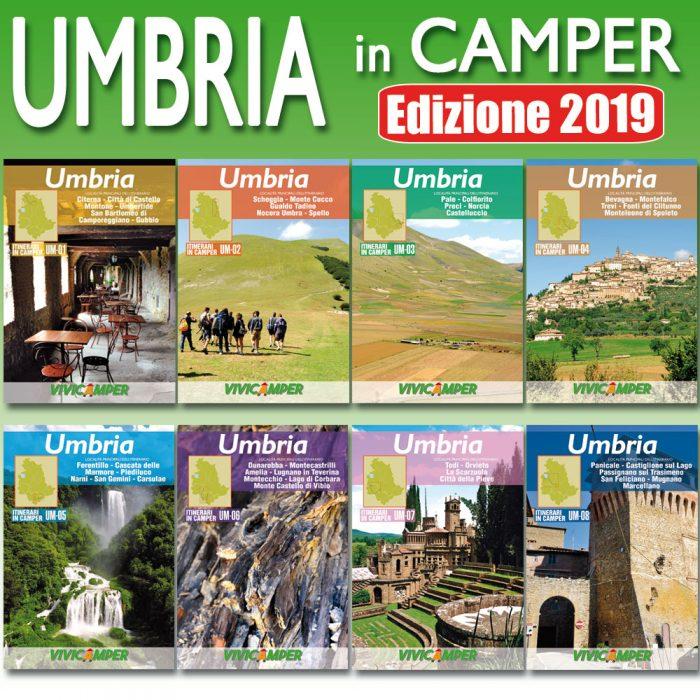 Umbria in Camper – Edizione Digitale