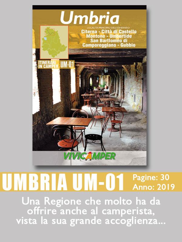 Umbria in Camper UM-01