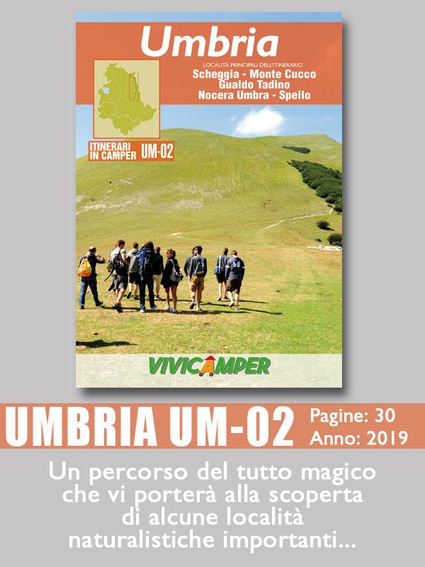 Umbria in Camper UM-02