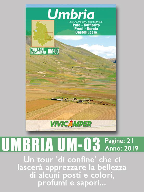 Umbria in Camper UM-03