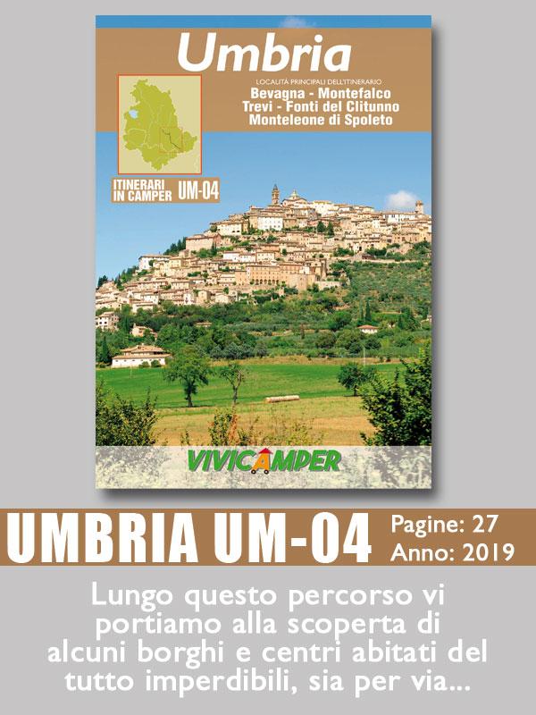 Umbria in Camper UM-04