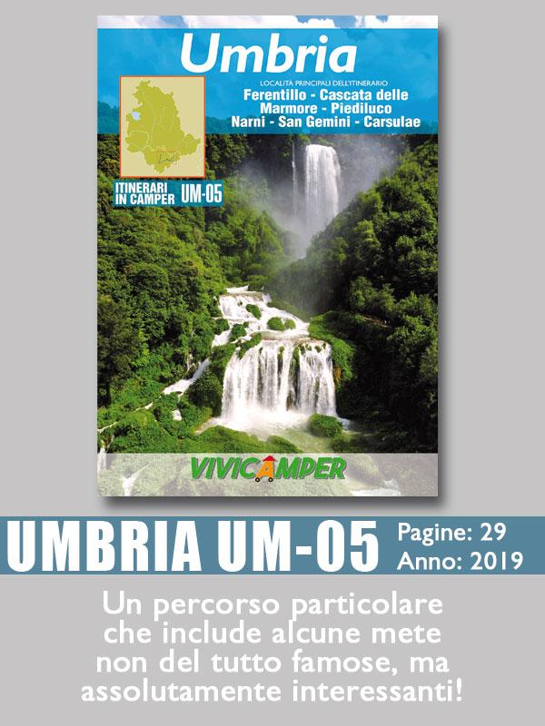 Umbria in Camper UM-05