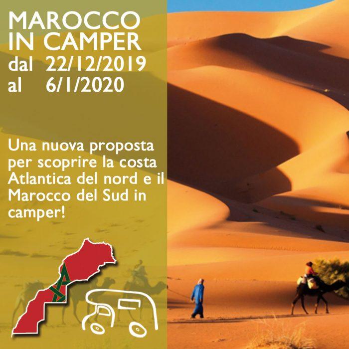 Marocco in Camper – Capodanno 19/20