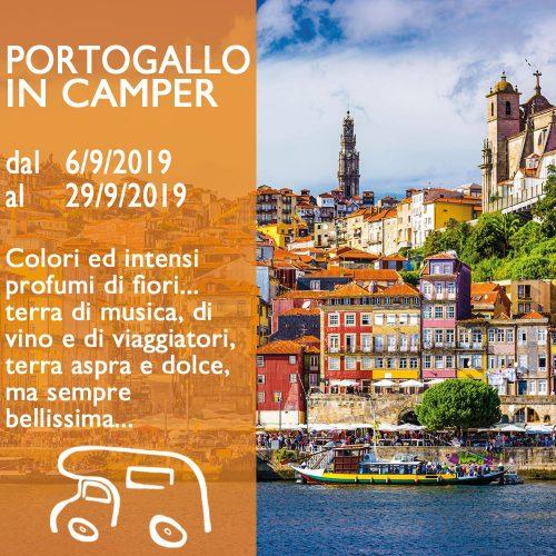 Portogallo in Camper – Settembre 2019