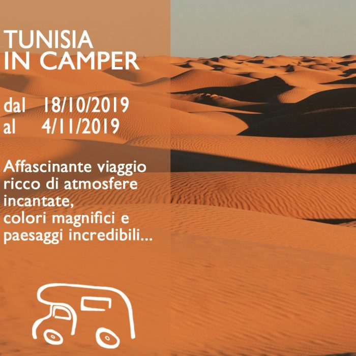 Tunisia in Camper – Ottobre 2019