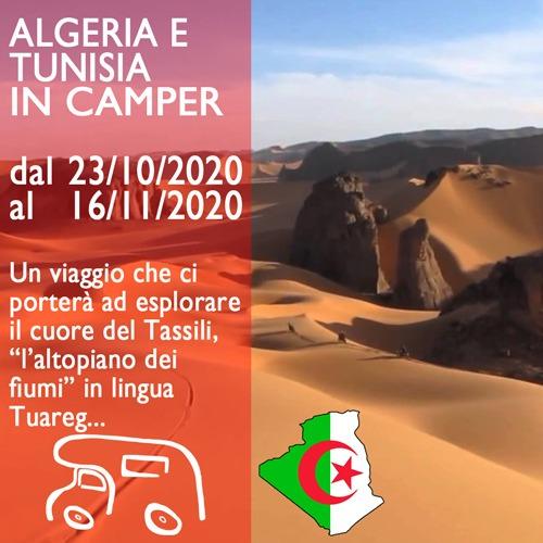 Algeria e Tunisia in Camper – Ottobre 2020