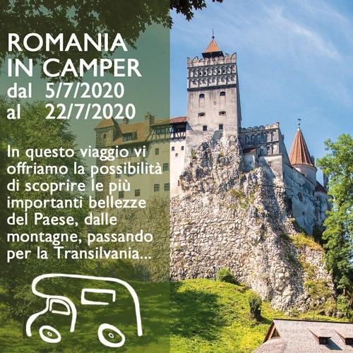 Romania in Camper – Luglio 2020