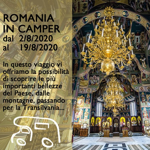Romania in Camper – Agosto 2020