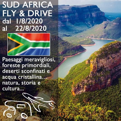 SudAfrica Fly & Drive in Camper – Agosto 2020