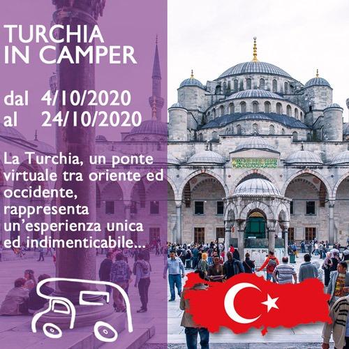 Turchia in Camper – Ottobre 2020