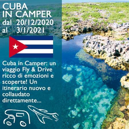 Cuba in Camper – Capodanno 20/21