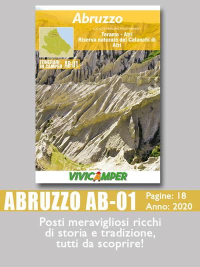 Abruzzo in Camper AB-01 Teramo ed Atri