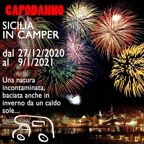 Sicilia in Camper – Capodanno 2020/21