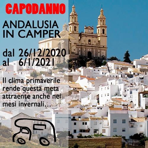 Andalusia in Camper – Capodanno 20/21