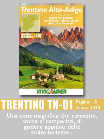 Trentino Alto-Adige in Camper TN-01