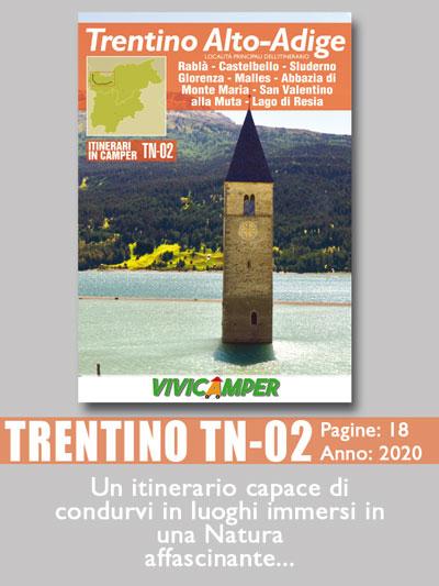 Trentino Alto-Adige in Camper TN-02