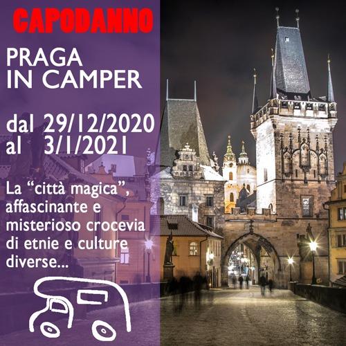 Praga in Camper – Capodanno 20/21