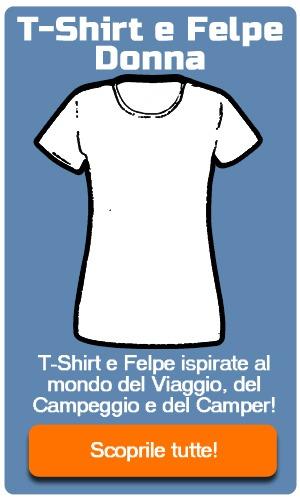 T-Shirt e Felpe Donna