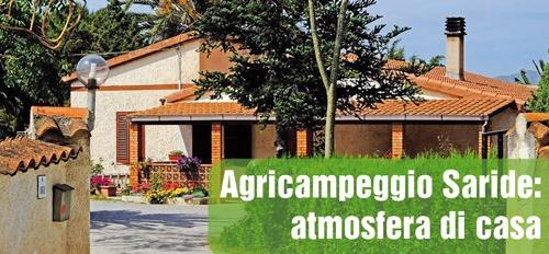 Agricampeggio Saride Agriturismo
