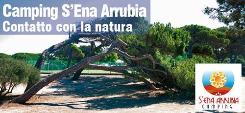 Camping S'Ena Arrubia – Contatto con la natura
