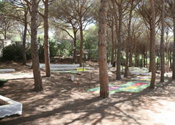 camping bella sardinia minigolf