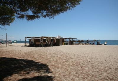 area camper torre grande spiaggia