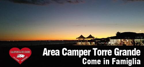Area Camper Torre Grande – Come in famiglia