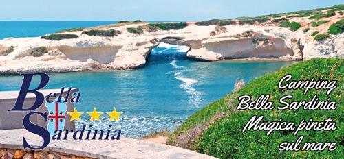 Camping Bella Sardinia – Magica pineta sul mare