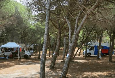 camping li nibari camper